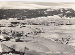 ASIAGO-VICENZA-PANORAMA-CARTOLINA VERA FOTOGRAFIA-VIAGGIATA IL 11-6-1963 - Vicenza