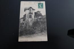 CPA - MORESTEL (38) - Villa De La Garenne - Morestel