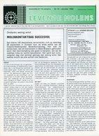 Thema: Molen, Maalderij Vlaanderen - Nummer Van LEVENDE MOLENS Oktober 1992. Geel-Elsum, Zundert, Niederrhein E.a. - Tijdschriften
