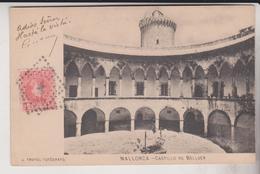 MALLORCA. CASTILLO DE BELLVER - Mallorca