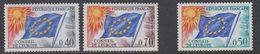 France Conseil De L'Europe 1969 + 1971 3v ** Mnh (43562) - Europese Gedachte