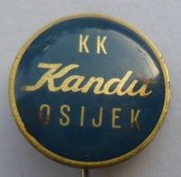 BOWLING - KK KANDIT OSIJEK, Croatia  PIN BADGE Z3 - Bowling