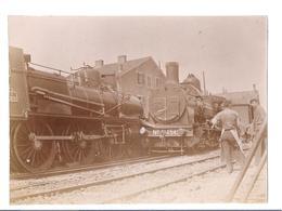 Albens Ou Proche Savoie - A Identifier - Locomotive - Train - Trains