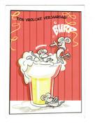 Cpm - Illustration Marion Van De Wiel - Chope De Bière Souris Rat - Ohne Zuordnung