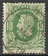 9W-600:N°30:E9:YPRES - 1869-1883 Leopold II.