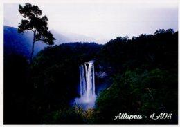 CPM-LAOS- 2018.13 Xekatarm Waterfall - Attapeu - Laos