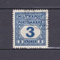 Bosnien Und Herzegowina - Portomarken - 1916/18 - Michel Nr. 26 - 55 Euro - Ungebraucht