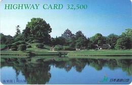 PAYSAGE - CAMPAGNE - PRAIRIE - LANDSCAPE - CAMPAIGN - MEADDOW - Carte Prépayée Japon - Landscapes