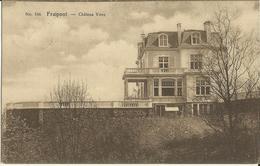 Fraipont -- Château Voos.  ( 2 Scans ) - Trooz