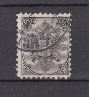 Bosnien Und Herzegowina - 1895/99 - Michel Nr. 9 II A - Gez. 10 1/2 - Mit Wz Teil. - 45 Euro - Ungebraucht