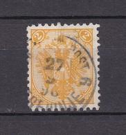 Bosnien Und Herzegowina - 1895/99 - Michel Nr. 2 II - Mit Wz Buchstabe U - Ungebraucht