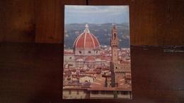 Florence - Le Dôme Et La Tour D'Arnolfo - Firenze