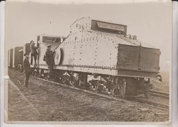 IRISH GUARDS ARMOURED CAR   +-20*15CM - Trenes