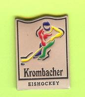 Pin's Krombacher Hockey - 7CC29 - Winter Sports