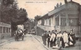 92 - Robinson - Un Jour De Noce - Le Plessis Robinson