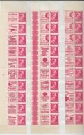Reclamezegels Leopold III In Stroken, XX - Publicités