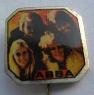 ABBA Sweden - Pop Group, Music  PIN BADGE Z3 - Music