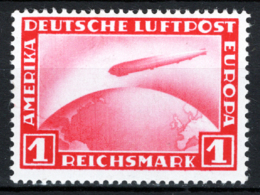 Germania Reich 1928 Posta Aerea Unif.A35 */MH VF/F - Posta Aerea