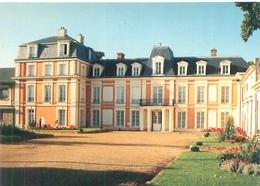 Cpsm -  Soisy Sur Seine   -  Le Château          V1216a - Frankrijk