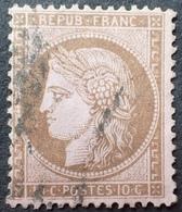 R1571/8 - CERES N°58 - 1871-1875 Ceres