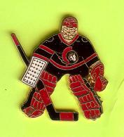 Pin's Hockey (Sénateurs D'Ottawa) - 6C30 - Winter Sports