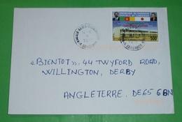 KAMERUN - Brief Letter Lettre 信 Lettera Carta письмо Brev 手紙 จดหมาย Cover Envelope (2 Foto)(x034411) - Cameroon (1960-...)