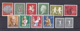 BRD - 1955/58 - Sammlung - 18 Euro - Ungebraucht