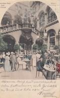 WIEN-VIENNA-AUSTRIA-GEBRIDER PACH CAFE CENTRAL-CARTOLINA VIAGGIATA IL 17-10-1905 - Wien Mitte
