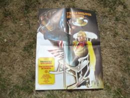 Lot 3 Affiche Cinema Terence Hill T As Le Bonjour De Trinita Lalande Courbet Wissous - Posters