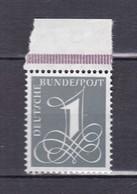 BRD - 1958/60 - Michel Nr. 285 OR - 20 Euro - Ungebraucht