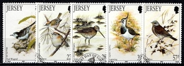 Jersey SG. 568-572 Gestempelt (6557) - Jersey