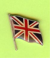 Pin's Drapeau Du Royaume-Uni - 10P23 - Badges