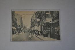 75 Paris  Rue Du Commerce  (commerces Divers )(carte Abimée ) - France