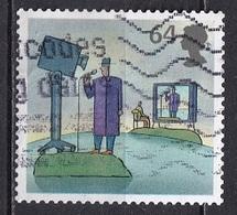 Great Britain 2007 -  World Of Invention - 1952-.... (Elizabeth II)