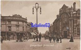 Grange Road - Birkenhead - Angleterre