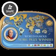 Centrafrica 2019, Nobel Price, Dalai Lama, BF - Buddhism