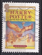 Great Britain 2007 - The 10th Anniversary Of The First Harry Potter Book - 1952-.... (Elizabeth II)