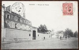 CP MEAUX Banque De France - Meaux