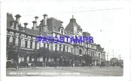 116067 ARGENTINA BUENOS AIRES CONSTITUCION ESTACION TREN STATION TRAIN & TRAMWAY TRANVIA  POSTAL POSTCARD - Argentine