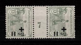 Millesime YV 164 N** 2eme Orphelins, Tres Bien Centrés Cote 25+ Euros - Millésime