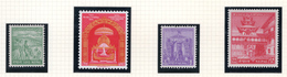 1956 - NEPAL  -  Mi. Nr.  92/95 - LH - (CW4755.41) - Nepal
