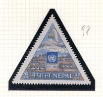 1956 - NEPAL  -  Mi. Nr.  97 - LH - (CW4755.41) - Nepal