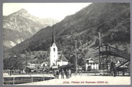 FLÜELEN - SUISSE - CANTON D'URI - Autres