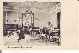 LAUSANNE - Le Salon Des Dames (Piano) - Alexandra Grand Hôtel - - VD Vaud