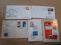 Ours Polaire Lot D'enveloppes Et De Tafiches Avec Des Images D'ours Polaires - Bären