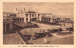 DIEPPE Le Casino Raoul Jourde 26(scan Recto-verso) MA1024 - Dieppe