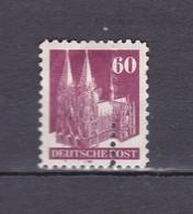 Bizone - 1948 - Michel Nr. 93 - Spezialitat - 80 Euro - Zone Anglo-Américaine
