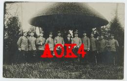 Garde Kavallerie Division 1915 Westfront Ostfront Feldpost Ulanen Dragoner Kürassier Garde Du Corps - Guerre 1914-18