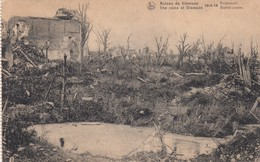WAR / GUERRE / OORLOG  1914-18  / DIKSMUIDE / BOMKRATER - Guerre 1914-18