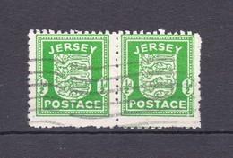 Jersey - 1941/42 - Michel Nr. 1 Paar - 20 Euro - Occupation 1938-45